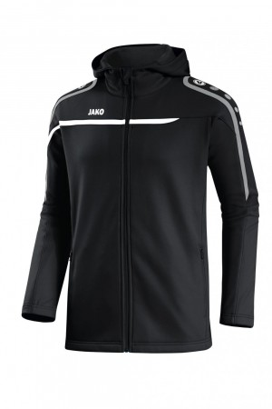 PERFORMANCE HOODED JACKET