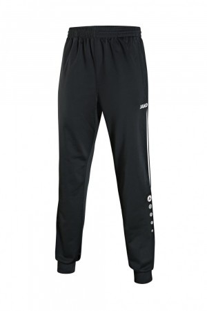 PERFORMANCE POLYESTER TROUSERS